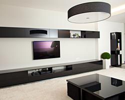 Стильная мебель для гостиной фото